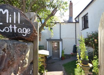 Thumbnail 3 bed terraced house for sale in Station Road, Hele, Exeter, Devon