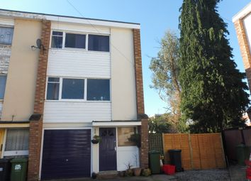 Thumbnail 3 bed end terrace house for sale in Field Close, Warwick