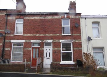 Thumbnail 2 bed terraced house for sale in Hutchinson Street, Bishop Auckland