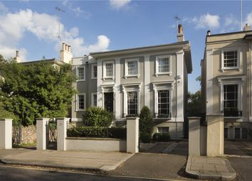 Acacia Road, St John's Wood, London NW8. 5 bed detached house