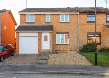 Thumbnail 4 bed semi-detached house for sale in Royston Avenue, Owlthorpe, Sheffield