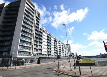 Thumbnail 2 bed flat to rent in Lancefield Quay, Glasgow