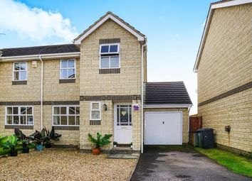 Thumbnail 3 bedroom semi-detached house for sale in Woodlands Road, Charfield, Wotton-Under-Edge, Gloucestershire