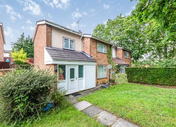 Thumbnail 3 bed semi-detached house for sale in Benstede, Broadwater, Stevenage