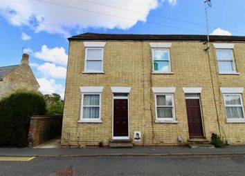 Thumbnail 2 bed terraced house for sale in Church Street, Stanground, Peterborough