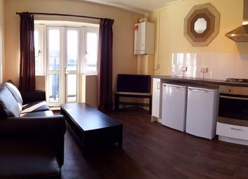Thumbnail 3 bed flat to rent in Mantus Close, London