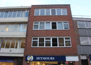 Thumbnail 1 bed flat to rent in Commercial Way, Horsell, Woking