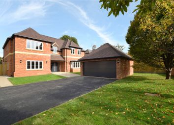 Thumbnail 5 bed detached house for sale in Maidens Green, Winkfield, Berkshire