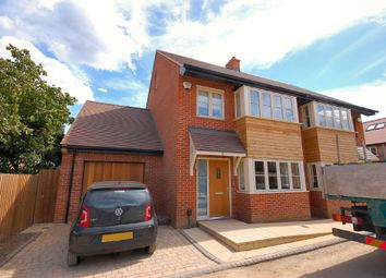 Thumbnail 4 bedroom semi-detached house to rent in Middleton Close, Cambridge