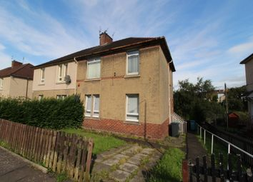 Thumbnail 1 bed flat for sale in Broomfield Street, Airdrie, North Lanarkshire