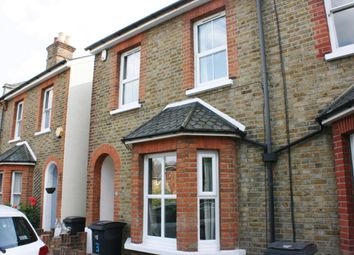 Thumbnail 3 bed semi-detached house to rent in Vale Road North, Surbiton