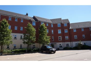 Thumbnail 2 bed flat for sale in Old Station Road, Syston