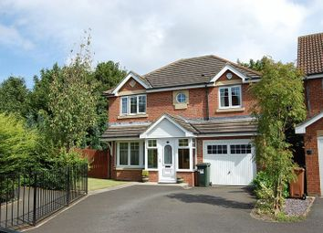 Thumbnail 4 bedroom detached house for sale in Kings Vale, Wallsend