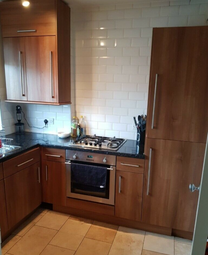 Thumbnail 1 bed flat to rent in Churton Street, London