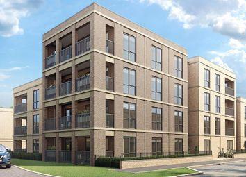 "Thumbnail 2 bedroom flat for sale in ""Lifa Apartment"" at Hauxton Road, Trumpington, Cambridge"