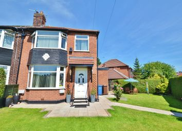 Thumbnail 3 bedroom semi-detached house for sale in Chandos Grove, Salford