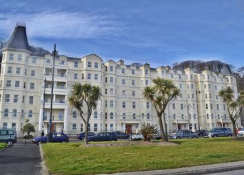 Thumbnail 2 bed flat for sale in Piccadilly Court, Queens Promenade, Douglas