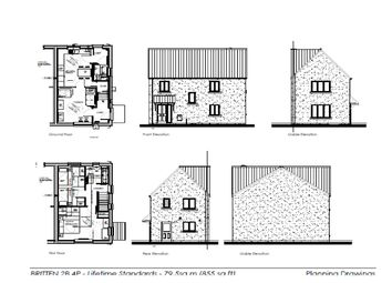 Thumbnail 2 bed terraced house to rent in Cornfield Way, North Tawton