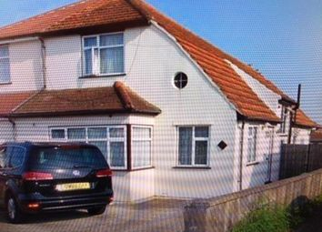 Thumbnail 4 bed semi-detached house for sale in Gainsborough Gardens, Queensbury