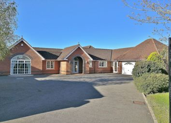Thumbnail 4 bed bungalow for sale in Mountfields, Bangor-On-Dee, Wrexham