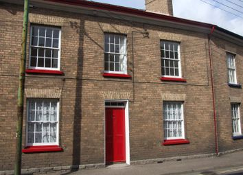 Thumbnail 4 bed detached house to rent in Church Street, Tiverton