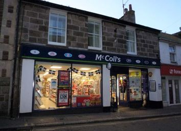 Thumbnail Retail premises for sale in St Ives, Cornwall