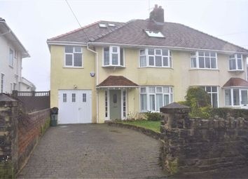 4 bed semi-detached house for sale in Pyle Road, Bishopston, Swansea SA3