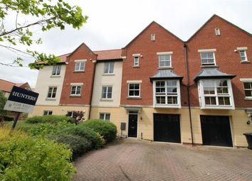 Thumbnail 3 bedroom town house for sale in Neptune Court, Trafalgar Square, Poringland