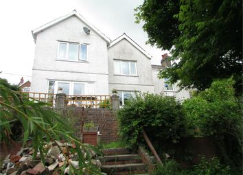 Thumbnail 3 bedroom detached house for sale in Tygwyn Road, Clydach, Swansea, West Glamorgan
