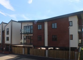 Thumbnail 2 bed flat for sale in Castello Court, East Dock Road, Newport