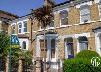 Thumbnail 3 bed terraced house for sale in Blythe Vale, London