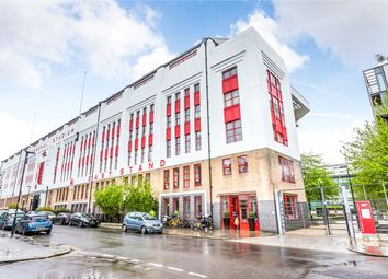Thumbnail 1 bed flat for sale in Weststand Apartments, Highbury Stadium Square, London