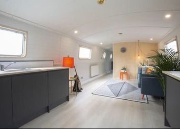 Thumbnail 2 bed houseboat for sale in Point Wharf Lane, Brentford