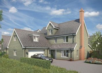Thumbnail 5 bed detached house for sale in The Mountbatten At Beaulieu, Centenary Way, Off White Hart Lane, Chelmsford