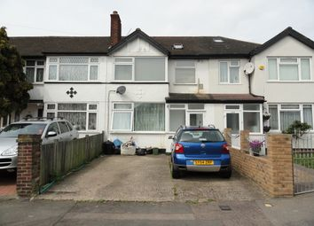Thumbnail 2 bed flat to rent in Summit Road, Northolt Middlesex