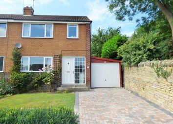 Thumbnail 3 bedroom semi-detached house for sale in Cliffe Lane South, Baildon, Shipley