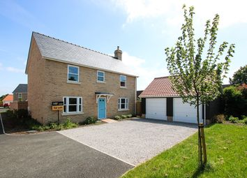 Thumbnail 4 bed detached house for sale in Plot 5, Fordham