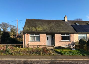Thumbnail 3 bed semi-detached bungalow for sale in Sinclair's Hill, Near Duns