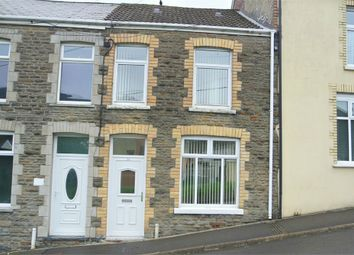 Thumbnail Terraced house for sale in Melyn Street, Glyncorrwg, Port Talbot, West Glamorgan
