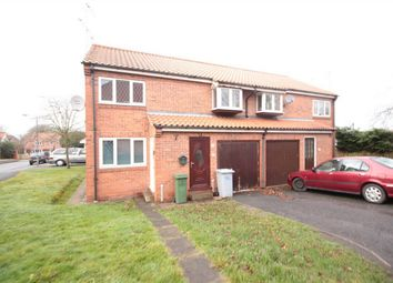 Thumbnail 2 bed flat to rent in Church View, Ollerton, Newark, Nottinghamshire