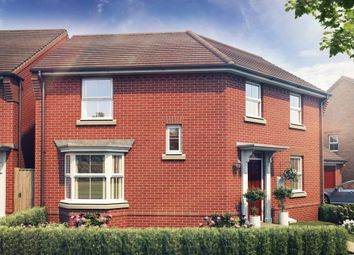 """Thumbnail 3 bed semi-detached house for sale in """"Kersey"""" at Brickfields Industrial Estate, Finway Road, Hemel Hempstead Industrial Estate, Hemel Hempstead"""