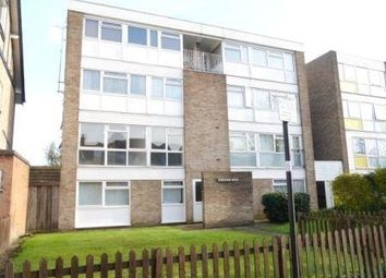 Thumbnail 1 bedroom flat to rent in Manor Court, Crossbrook Street, Cheshunt, Waltham Cross