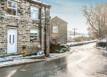 Thumbnail 3 bed end terrace house for sale in Lower Town End Road, Holmfirth