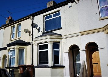 Thumbnail 3 bed terraced house to rent in Trinity Road, Gillingham