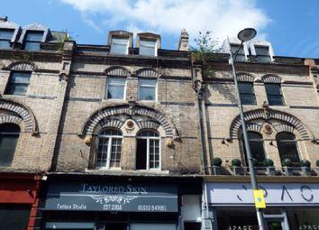 Thumbnail 1 bedroom flat to rent in Upper Dock Street, Newport, Newport.