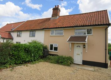 Thumbnail 3 bed cottage to rent in Pixey Green, Wingfield, Diss