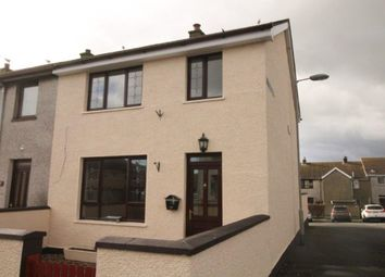 Thumbnail 3 bedroom terraced house for sale in Queen Street, Conlig, Newtownards