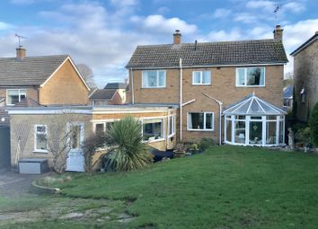 Thumbnail 3 bed detached house for sale in Hall Orchard Lane, Frisby On The Wreake, Melton Mowbray