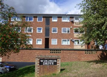 Thumbnail 2 bedroom flat for sale in Windsor Drive, High Wycombe, Buckinghamshire