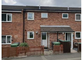 Thumbnail 2 bed terraced house for sale in Huins Close, Redditch